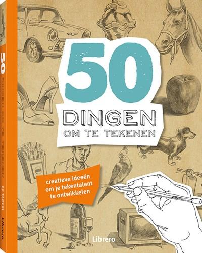 50 dingen om te tekenen