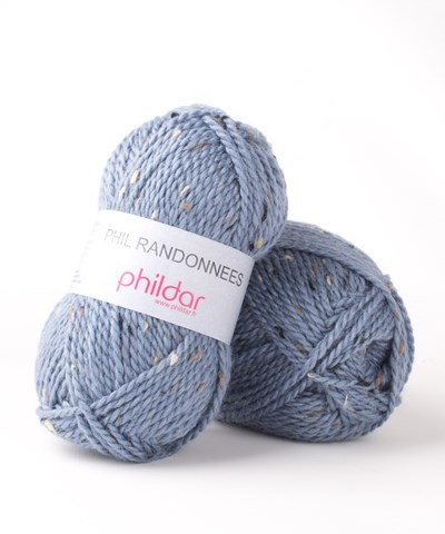 Phildar Phil Randonnees Denim 2297