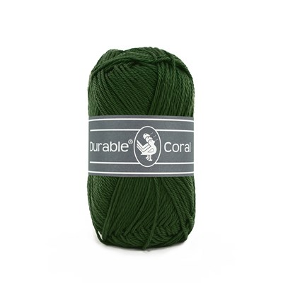 Durable Coral 2150 Forest Green