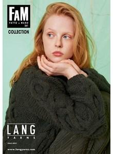 Lang Yarns magazine 261 winter 2019-2020