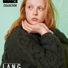 Lang Yarns magazine 261 winter 2019-2020