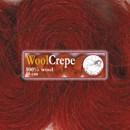 Woolcrepe roodbruin (1 meter)