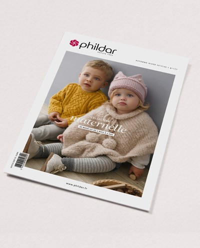 Phildar nr 177 herfst winter 2019 - 2020
