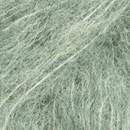 DROPS Brushed Alpaca Silk 21 saliegroen
