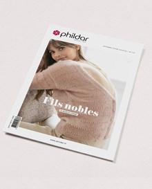 Phildar nr 179 herfst winter 2019 - 2020 35 damesmodellen