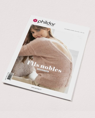 Phildar nr 179 herfst winter 2019 - 2020 35 damesmodellen