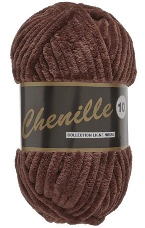 Lammy Yarns Chenille 6 - 110 bruin