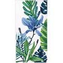 Borduurpakket bloemen Blue flowers 00748