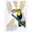 Borduurpakket dieren Toucan