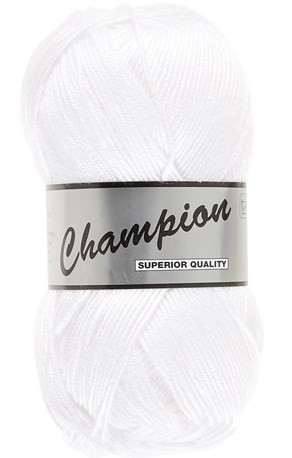 Lammy Yarns champion 005 wit