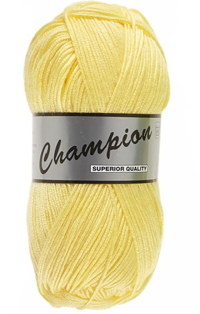 Lammy Yarns champion 510 licht geel