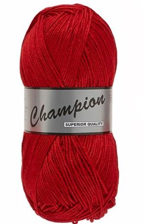 Lammy Yarns champion 042 donker rood