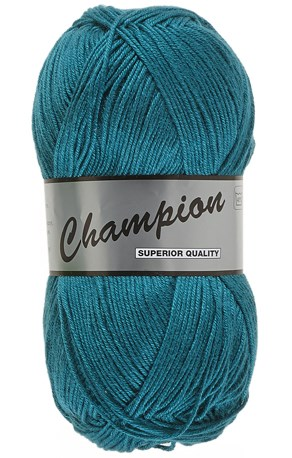 Lammy Yarns champion 457 petrol blauw