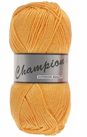 Lammy Yarns champion 041 licht oranje