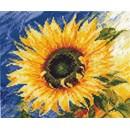 Borduurpakket bloemen messenger of the sun AL-2-03 (op=op)
