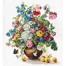 Borduurpakket bloemen Poetry of flowers AL02023