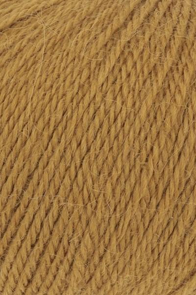 Lang Yarns Baby Alpaca 719.0050 goud geel
