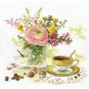 Borduurpakket Morning coffee al-5-18 (op=op)