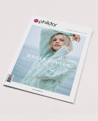 Phildar nr 180 herfst winter 2020 30 gloednieuwe modellen