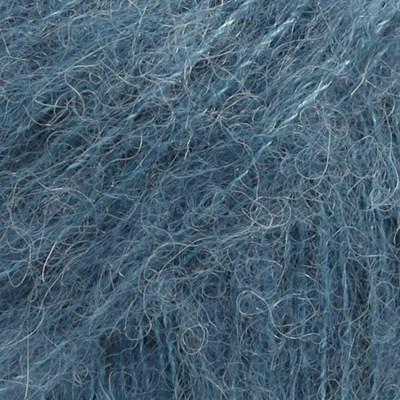 DROPS Brushed Alpaca Silk 25 steel blue
