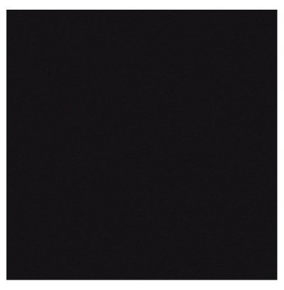 Rits deelbaar 35 cm - zwart