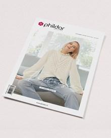 Phildar nr 697 herfts en winter 2019-2020 15 modellen voor dames