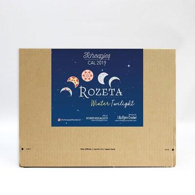 Call 2019 Scheepjes Rozeta - Colour Crafter Winter Twilight