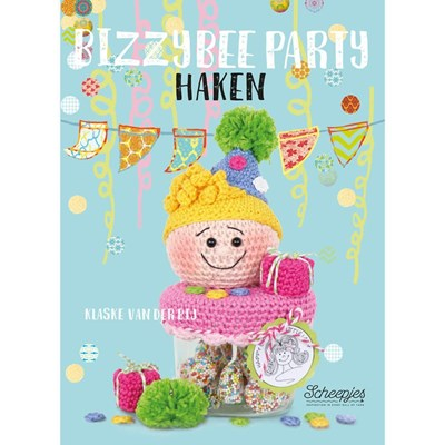 BizzyBee Party potjes haken