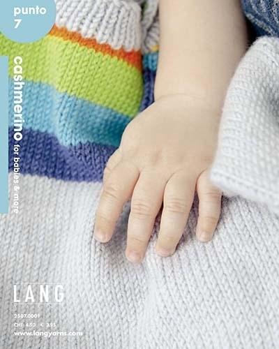 Lang Yarns Punto 7 cashmer babies more