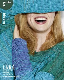 Lang Yarns Punto 9 bloom