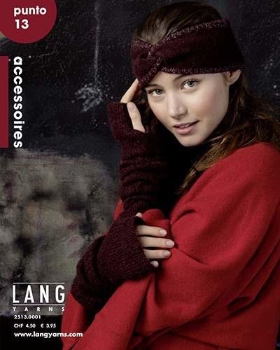 Lang Yarns Punto 13 accessoires