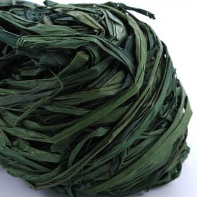 Raffia groen 50 gram