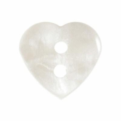 Knoop 15 mm hart room wit