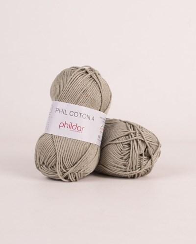 Phildar Phil Coton 4 Tilleul