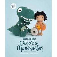 Amigurumi Dino s en mammoeten