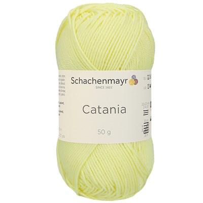 Schachenmayr Catania 100 mimosa - licht geel