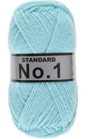 Lammy Yarns no 1 457 licht blauw