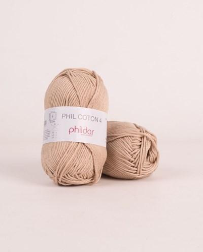 Phildar Phil Coton 4 Dune 2369
