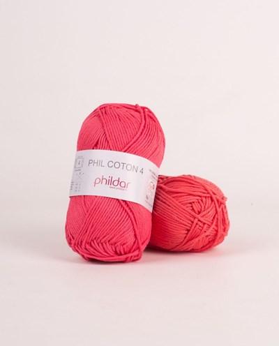 Phildar Phil Coton 4 Pink 2275