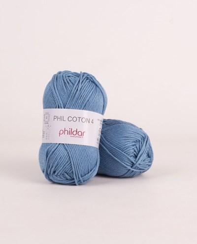 Phildar Phil Coton 4 Ocean 2433