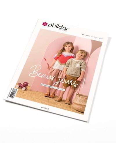 Phildar nr 187 Lente zomer 2020 Mooie dagen 2 - 12 jaar (op=op)