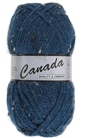 Lammy Yarns Canada 464 donker blauw