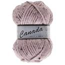 Lammy Yarns Canada tweed 475 licht roze