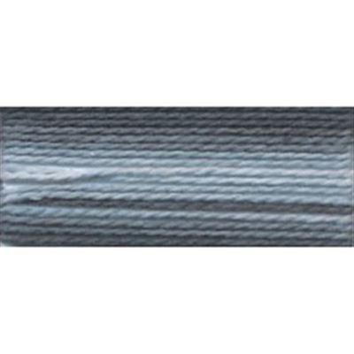 DMC cotton perle 5 - 0053 grijs gemeleerd