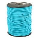 Elastiek koord 3  mm - blauw aqua 298 (1 meter)