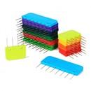 Knitpro Lace blockers regenboog