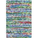 Lang Yarns Soho 1056.0055 - Blauw, groen, roze tinten