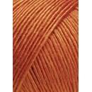 Lang Yarns Urania 1059.0075 - oranje