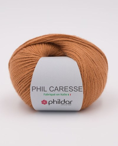 Phildar Phil Caresse Noisette 2333