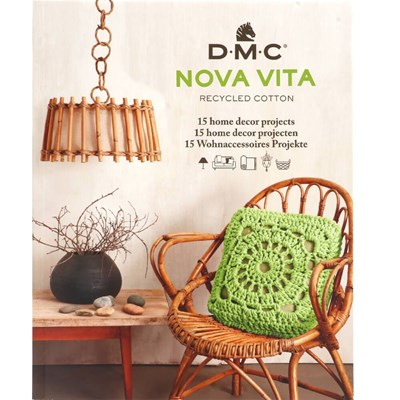 DMC Nova Vita - 15 home decor projects
